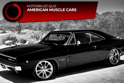 The Great American Muscle Quiz!