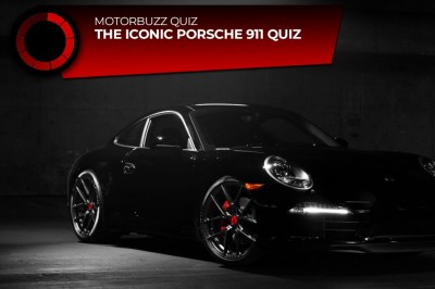 The Iconic Porsche 911 Quiz!