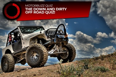The Down and Dirty Off Road Quiz!