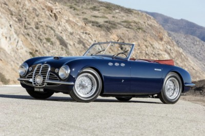 Featured Auction - 1951 Maserati A6G/2000 Spider