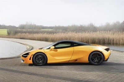 BRUCE McLAREN'S WINNING LEGACY LIVES ON WITH THE '720S SPA 68' THREE CAR COLLECTION BY McLAREN SPECIAL OPERATIONS
